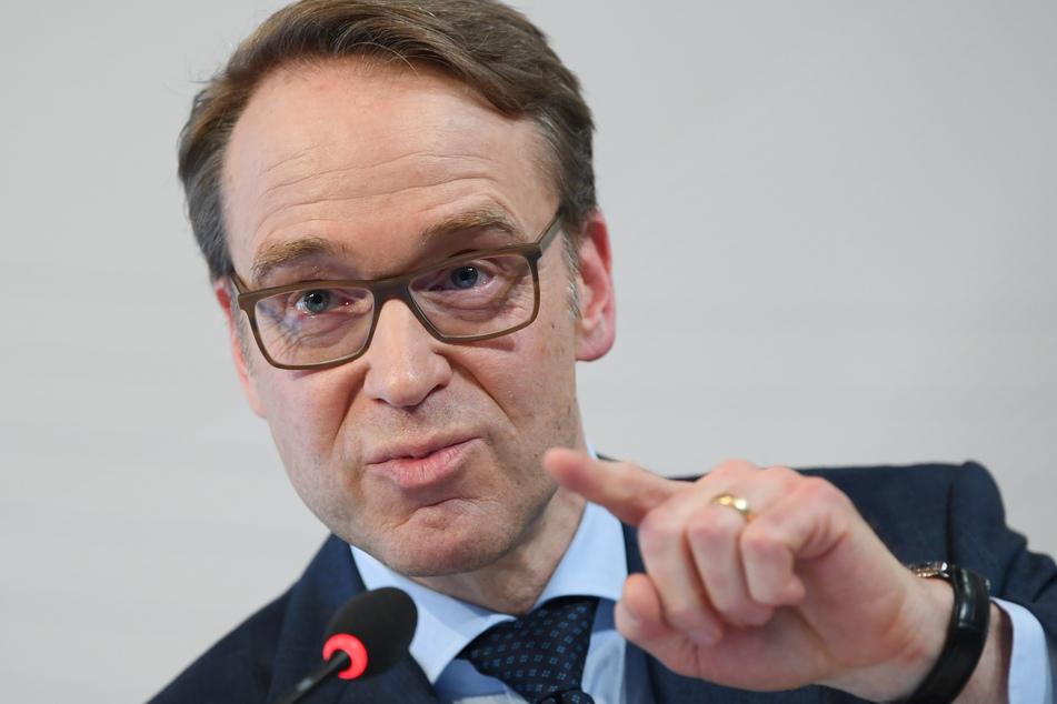 Jens Weidmann, Präsident der Deutschen Bundesbank.