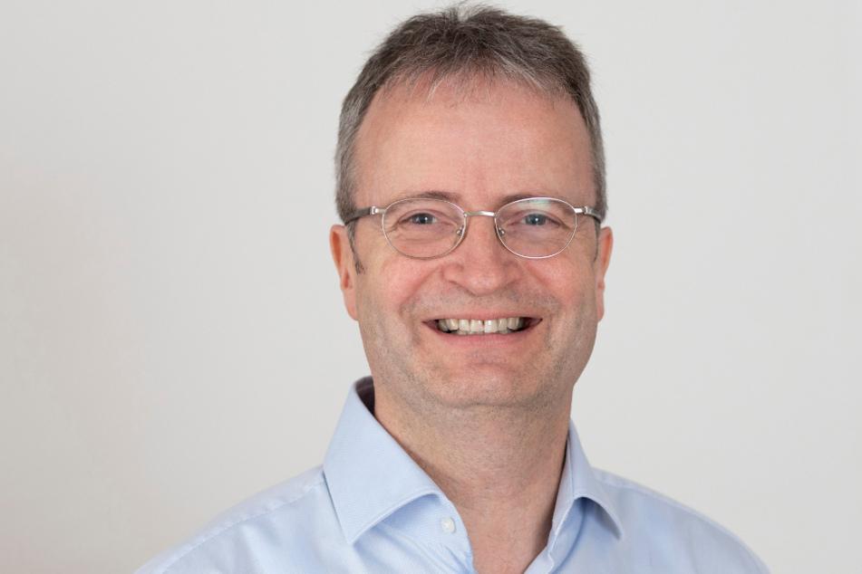 Die TU Chemnitz ist auf die gesteigerte Online-Nachfrage eingestellt, so Pressesprecher Mario Steinebach (55).