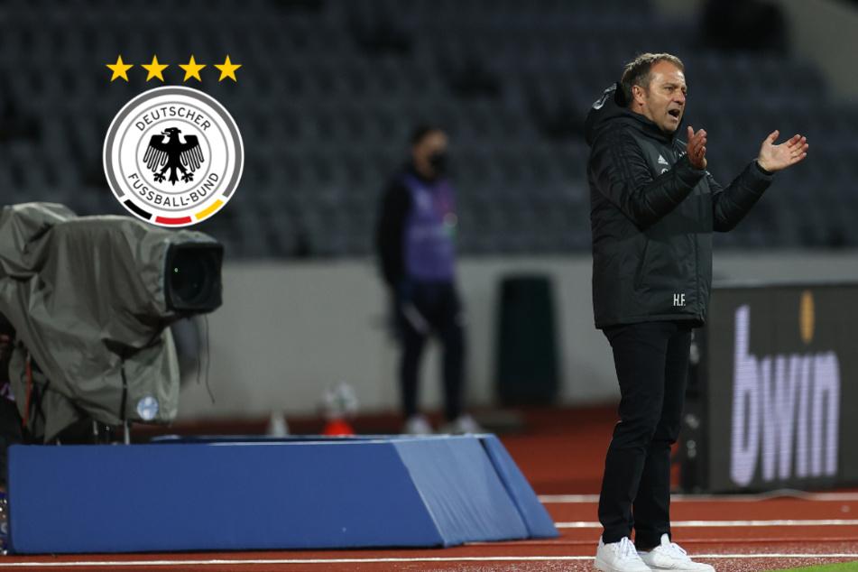 """""""Wir wollten nachlegen"""": Das sagt der neue Bundestrainer Hansi Flick über seinen gelungenen Start"""