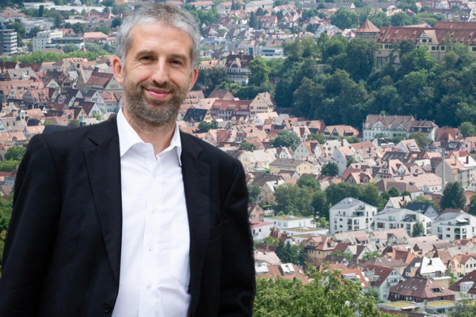 Boris Palmer schreibt Grundstücksbesitzer wegen Mini-Häusern an