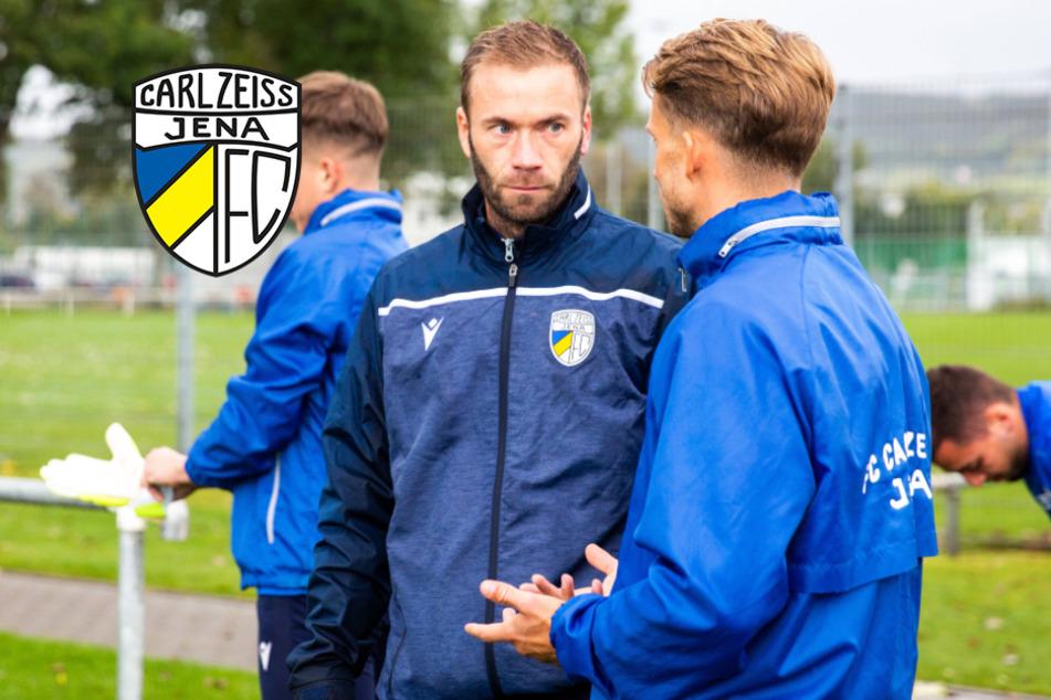 Trainer-Flop oder Glücksgriff? Carl Zeiss Jena vor Schicksalsspiel gegen BFC Dynamo