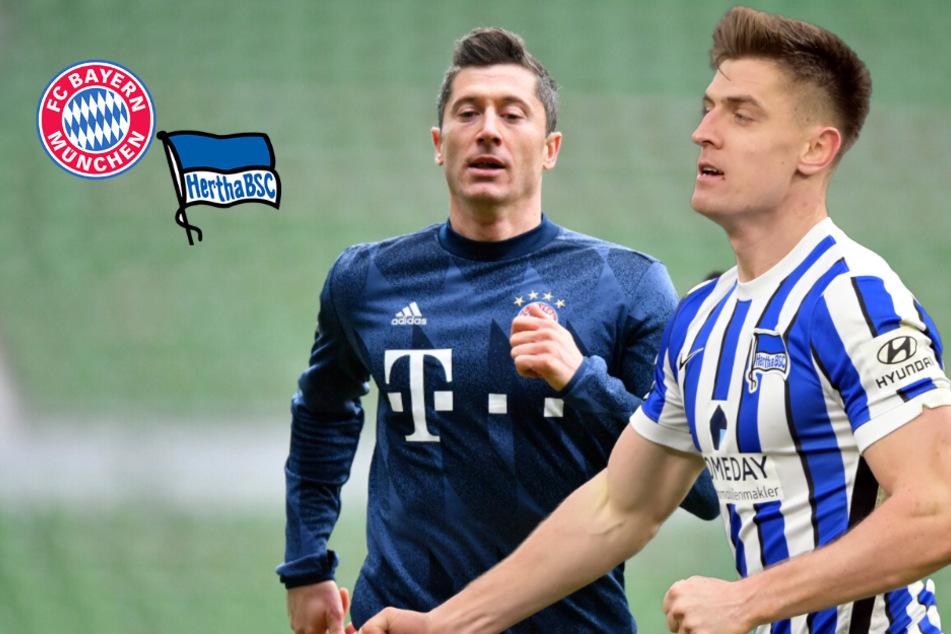 FC Bayern und Hertha BSC stellen Lewandowski und Piatek nun doch für Polen ab