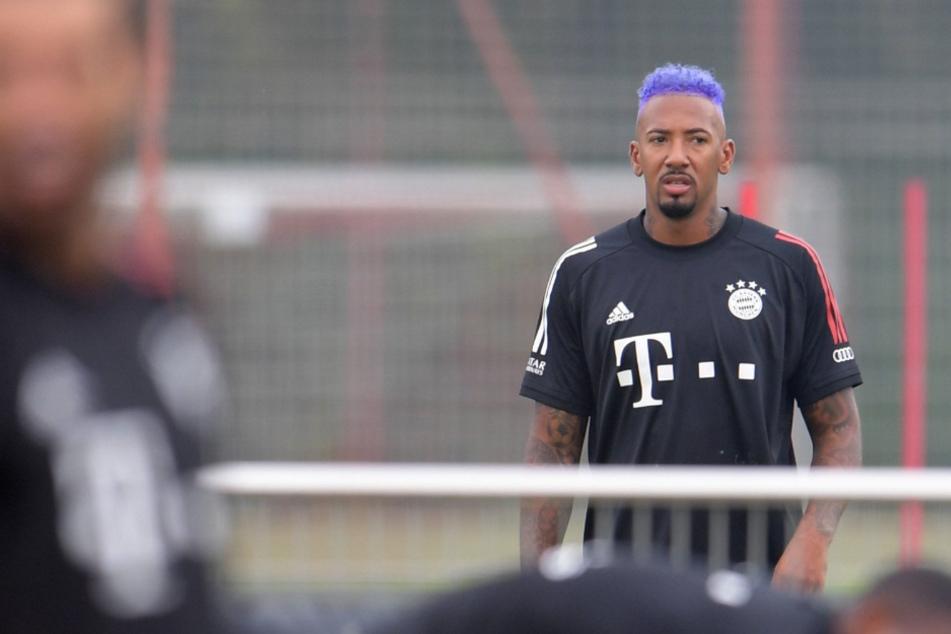 Jérôme Boateng (32) war laut eignen Angaben nicht über ein Ende seiner Laufbahn beim FC Bayern München informiert.