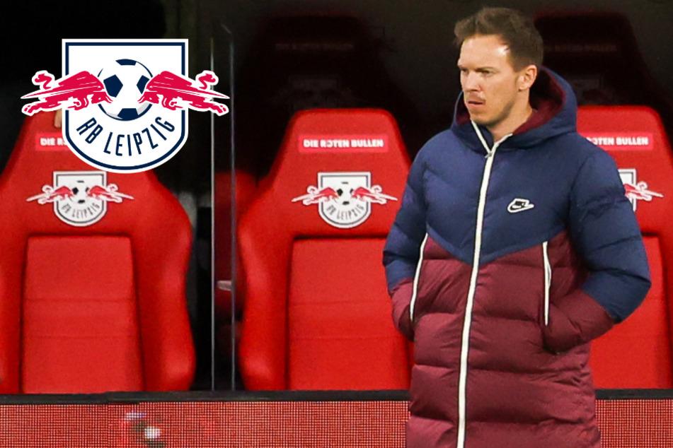 """RB Leipzig auf Platz Zwei: """"Versuchen, Rückstand kleiner werden zu lassen"""""""