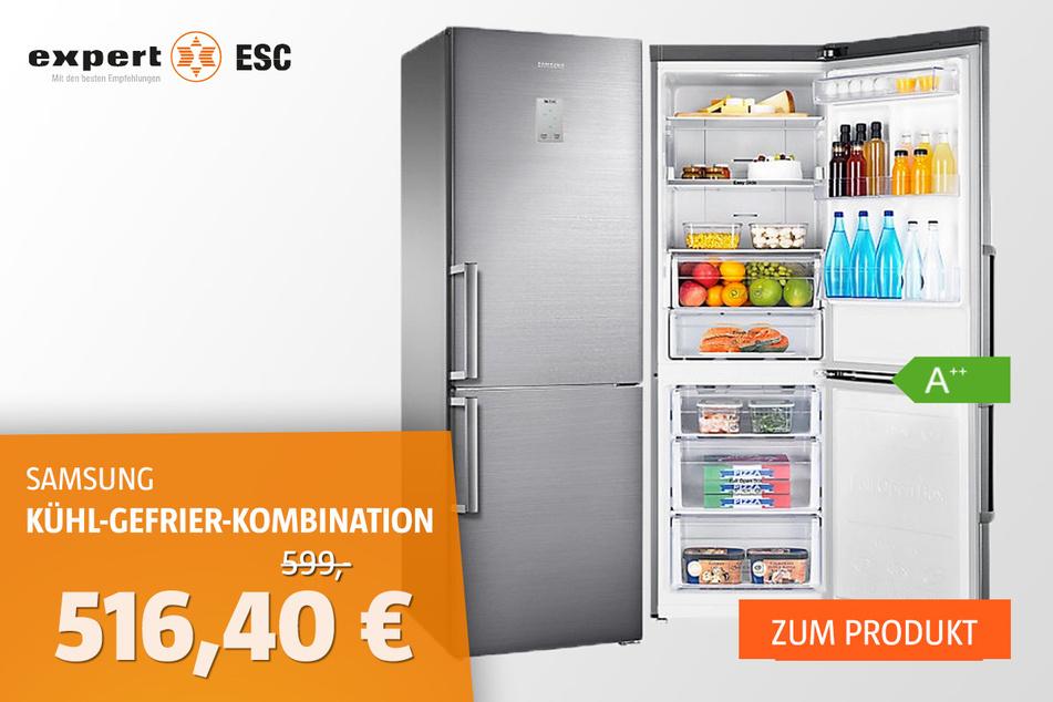 Samsung RL30EX Kühl-Gefrier-Kombination für 516,40 statt 599 Euro