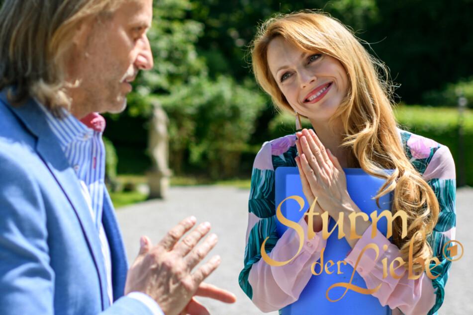 Sturm der Liebe: 2008 spielte Natalie Alison zum ersten Mal die Rosalie Engel.