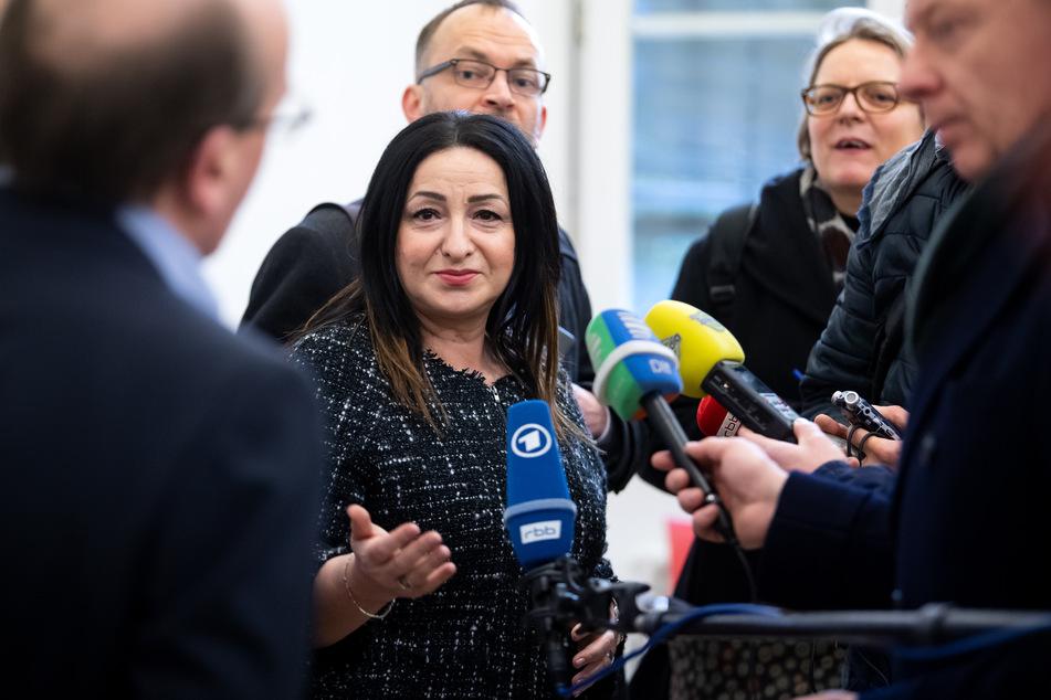 Es sei nicht die Zeit für Partys, sagte Gesundheitssenatorin Dilek Kalayci (53, SPD).