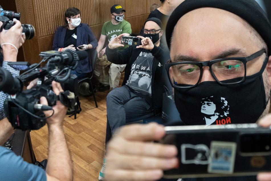 Regie-Star Serebrennikow soll für sechs Jahre in den Knast