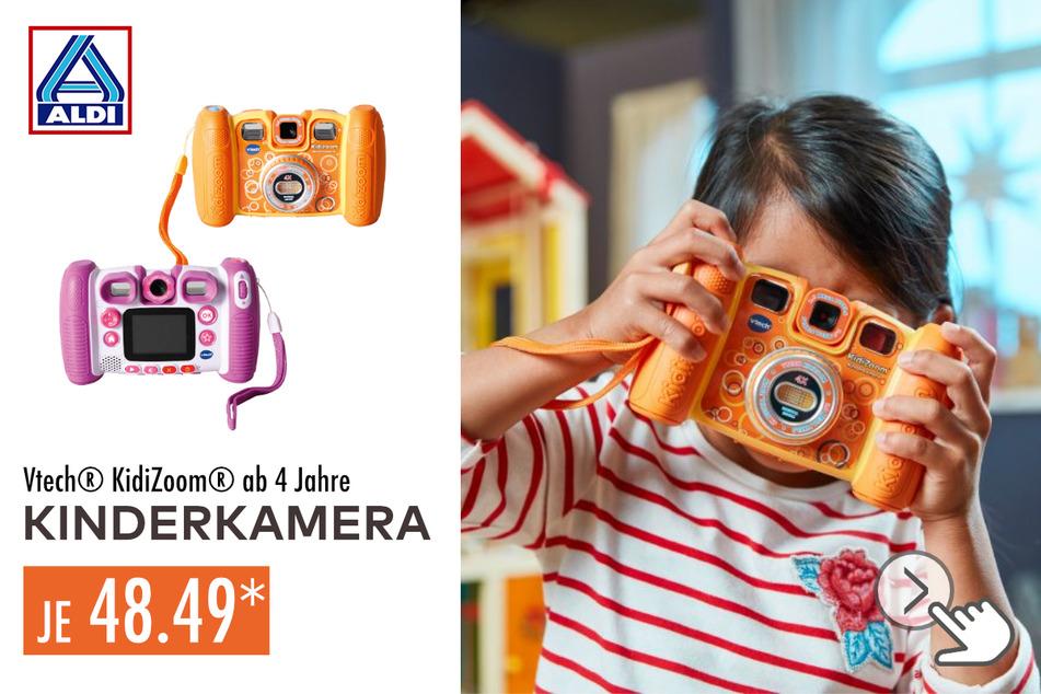 Vtech® KidiZoom® Kinderkamera für Kinder ab 4 Jahren für 48,49 Euro