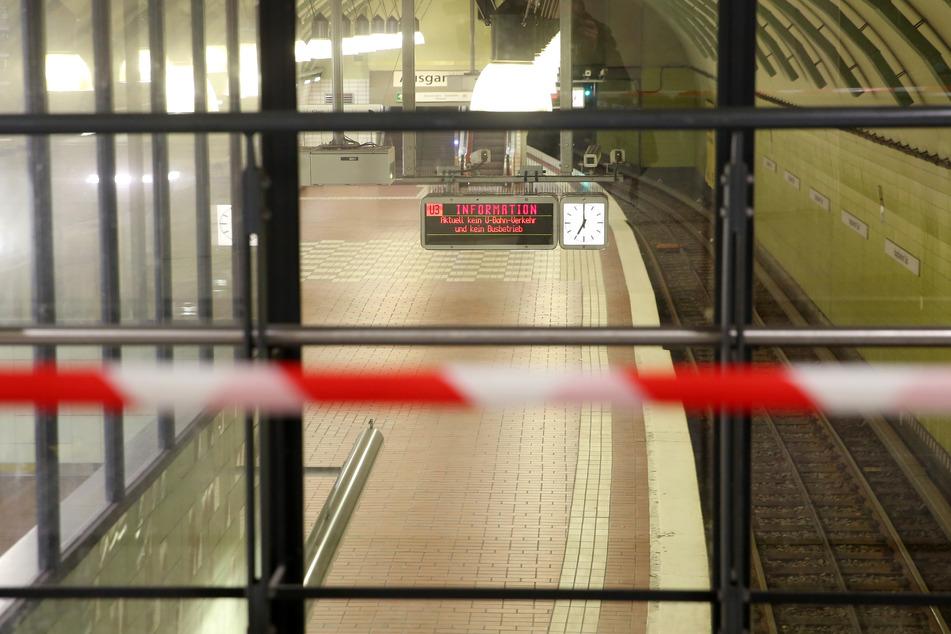 Wieder Warnstreik in Hamburg! Bus- und Bahnverkehr lahmgelegt