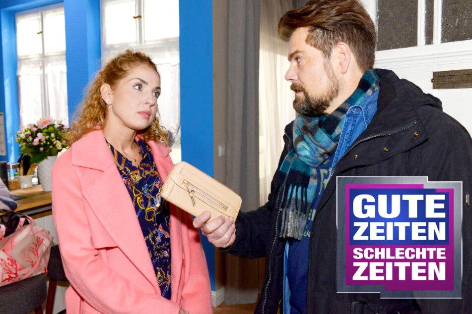 GZSZ: Heißes Hotelzimmer-Date bei GZSZ: Doch dann kommt alles anders!
