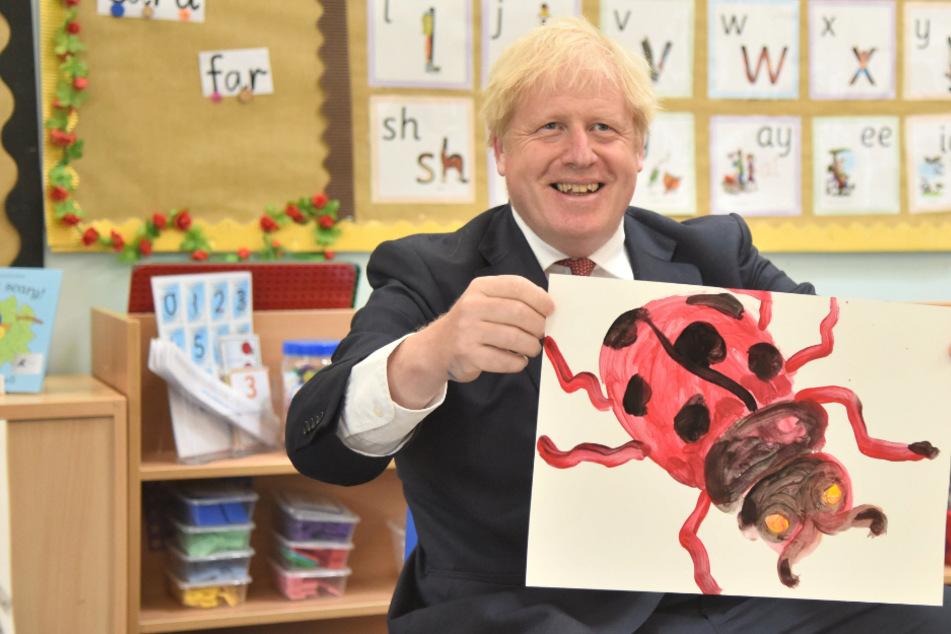 """Brexit-Mann Johnson im Corona-Stress: """"Das sind wir unseren Kindern schuldig"""""""