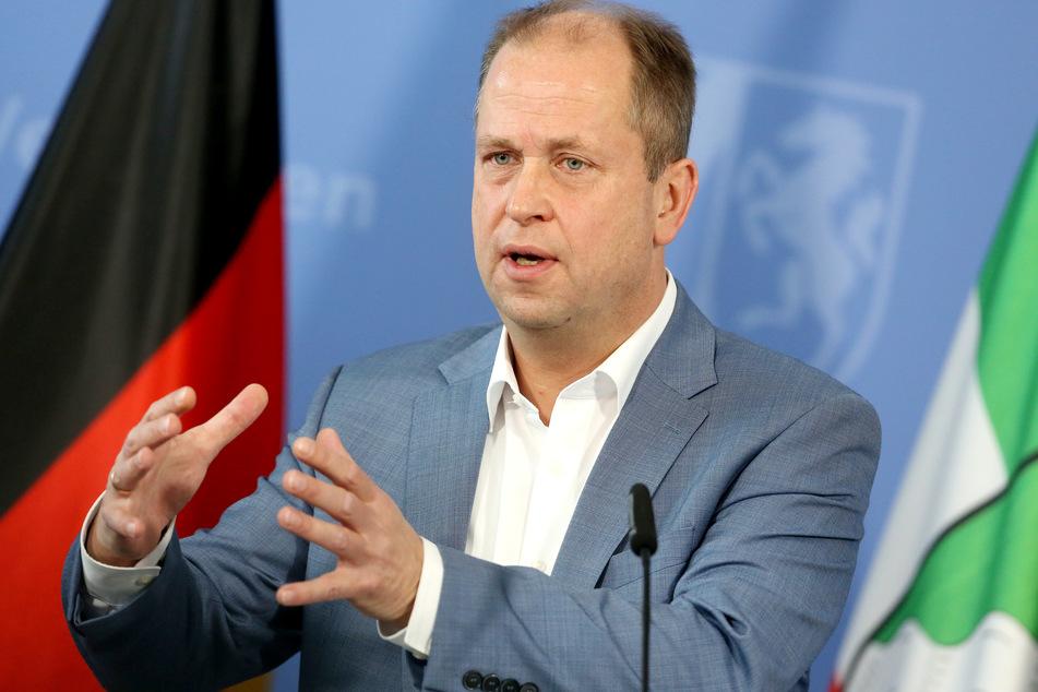 NRW-Familienminister Joachim Stamp (FDP).