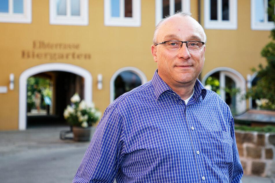 Jens Maier (59, Direktkandidat Wahlkreis 159, Dresden I).