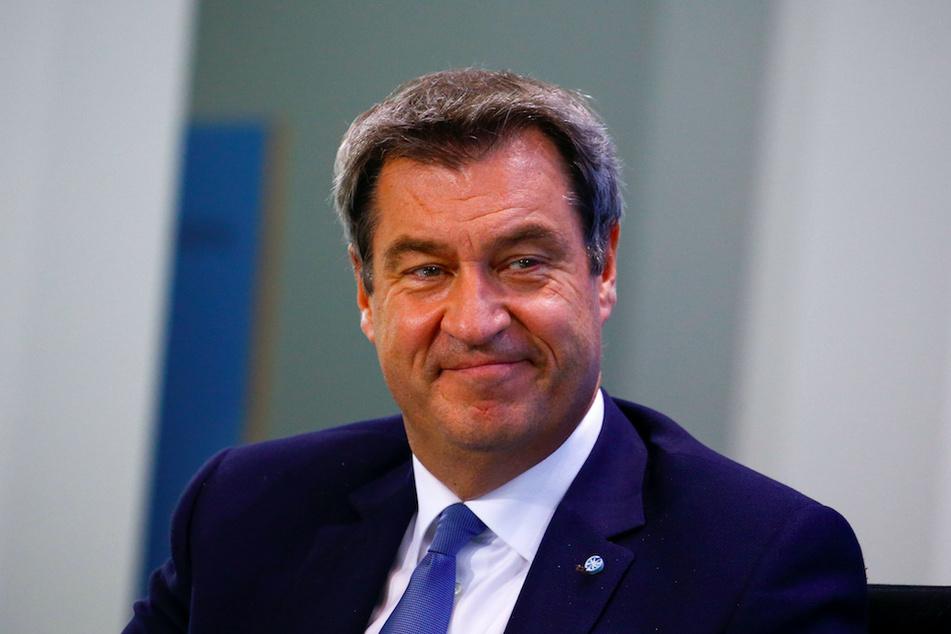 Der bayerische Ministerpräsident Markus Söder (53, CSU) wird als potenzieller Kanzlerkandidat gehandelt.