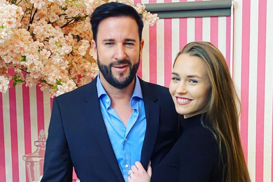Michael Wendler (47) und Laura Müller (19) können die bevorstehende Hochzeit in Las Vegas kaum noch erwarten.