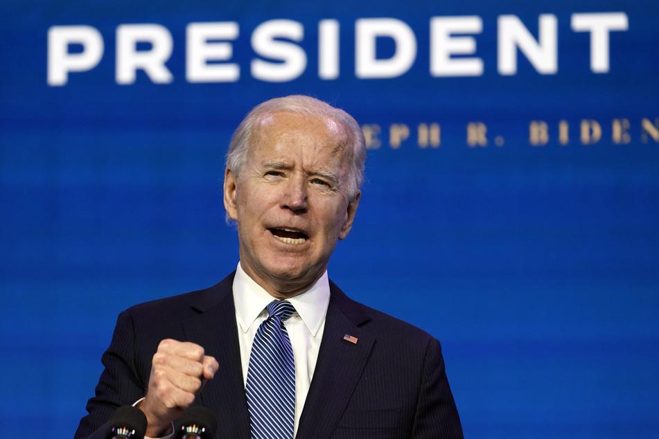 Ab dem 20. Januar ist Joe Biden der neue Präsident der Vereinigten Staaten von Amerika und der 78-Jährige will entschlossen gegen Corona vorgehen.