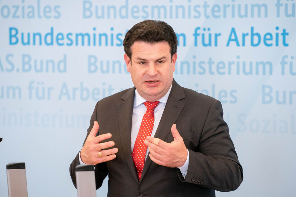Arbeitsminister Hubertus Heil (47, SPD). (Archivbild)