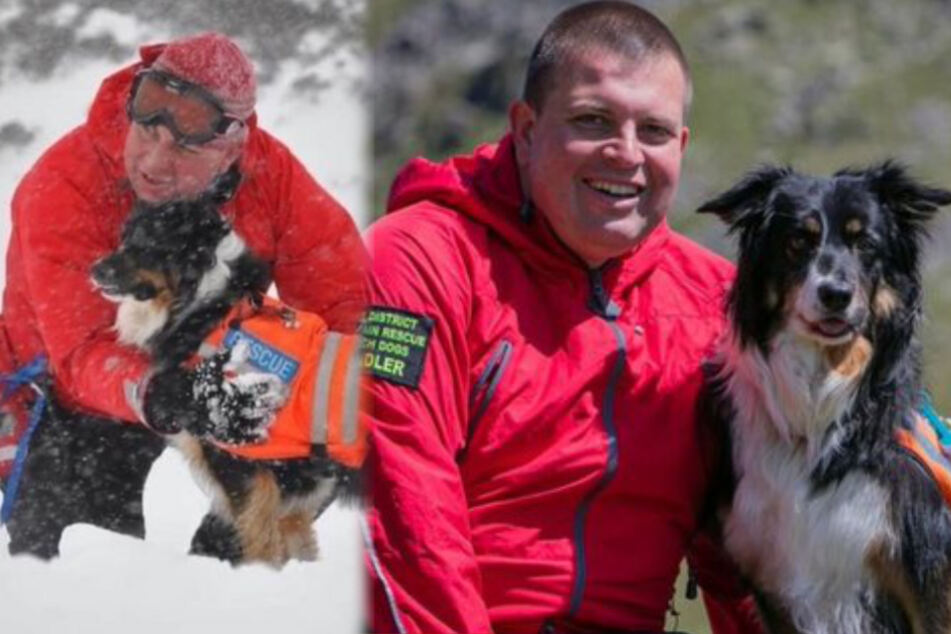 Britain's oldest search and rescue dog retires after eleven years of service