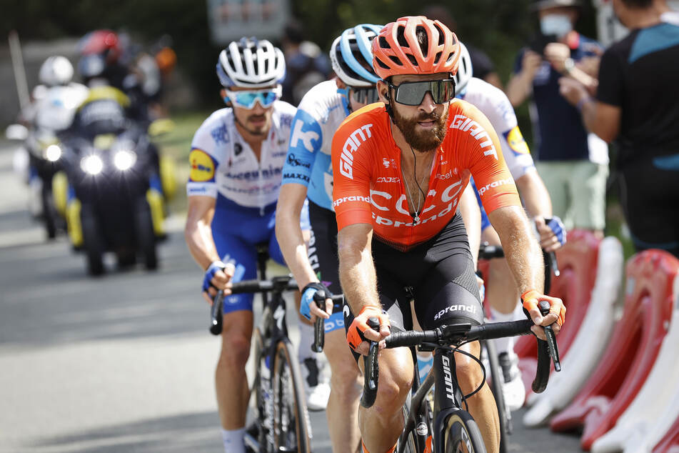 Zumindest am Schlussanstieg der 15. Etappe bei der diesjährigen Tour de France sind keine Zuschauer zugelassen.