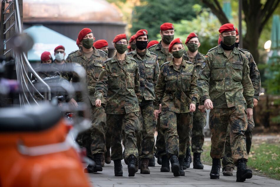 Soldaten an der Corona-Front: Berchtesgadener Land bekommt Militär-Unterstützung