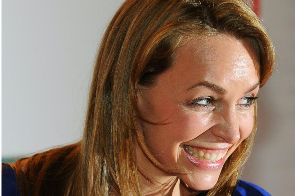 """Bergdoktor: """"Der Bergdoktor""""-Star Simone Hanselmann verließ mit 13 Jahren Mutter und Schwester"""