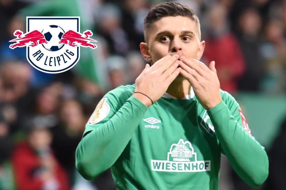 Geht RB Leipzig leer aus? Bremen plant offenbar Rashica-Verbleib