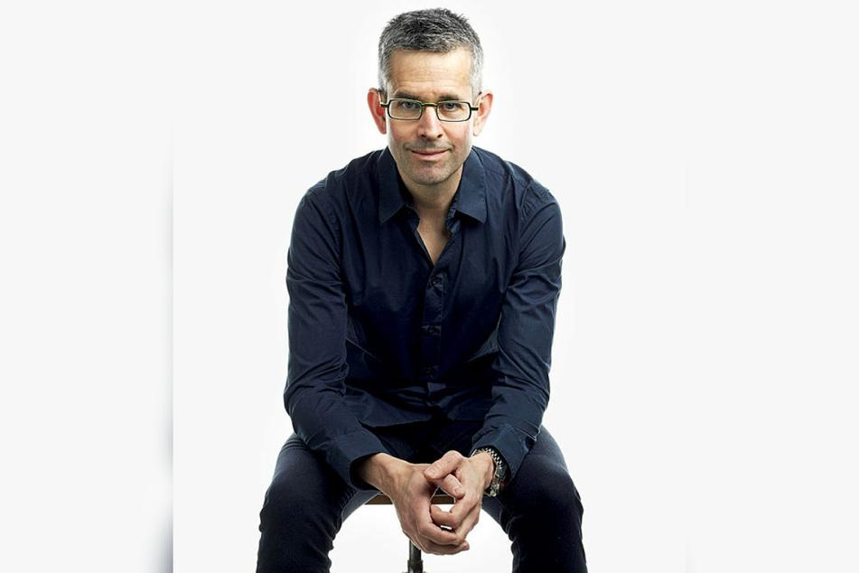 Der Neue: Andreas Reize (45).