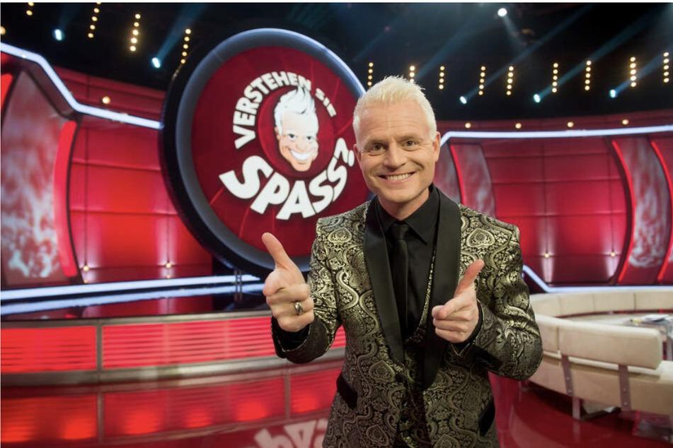 """12 Jahre lang moderierte Guido Cantz (49) die Sendung """"Verstehen Sie Spaß?"""". Damit ist nun Schluss."""