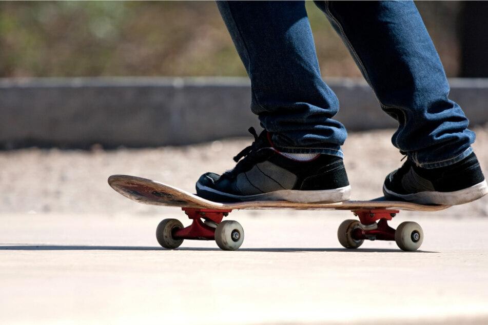 Ein 22-jähriger Skater ist an den Folgen seiner Verletzungen gestorben. (Symbolbild)