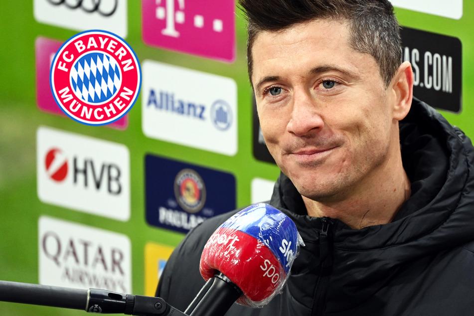 Bayern-Schock! Lewandowski fällt wochenlang aus!