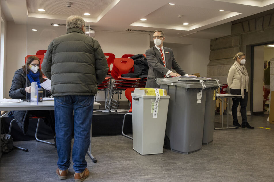 Oberbürgermeister- und Kommunal-Wahlen in Hessen: SPD in Offenbach stärkste Partei