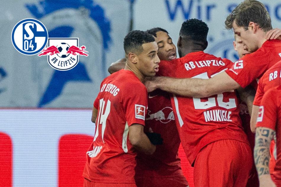 RB Leipzig verschärft die Schalker Krise und macht S04-Überleben noch schwerer