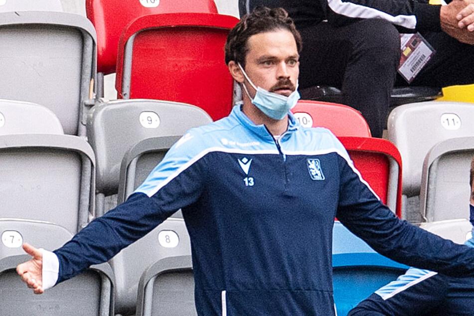 Für Dennis Erdmann (30) endete nach dieser Spielzeit das Engagement beim TSV 1860 München. Wohin es für den Abwehrspieler gehen wird, ist unklar.