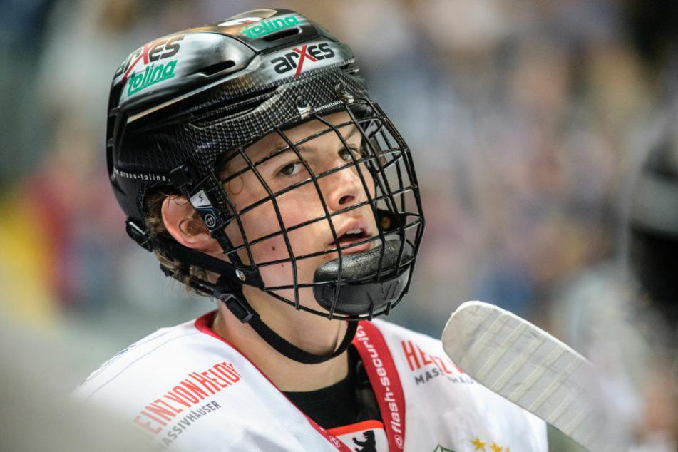 Lukas Reichel ist erst der siebente deutsche Eishockeyspieler, der in der ersten Runde des NHL-Drafts ausgewählt wurde.