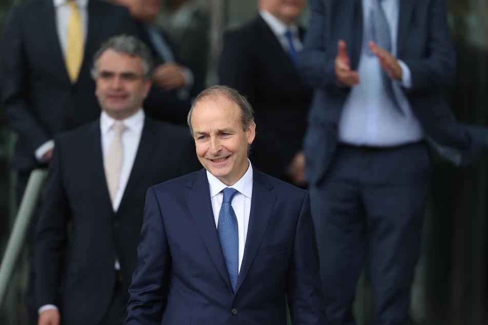 Die irische Regierung rund um Premier Micheál Martin (60) muss nun doch nicht in Quarantäne.