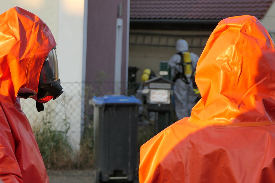 Stinkende Buttersäure an Wohnhaus geschmiert: Streit in Grimma eskaliert