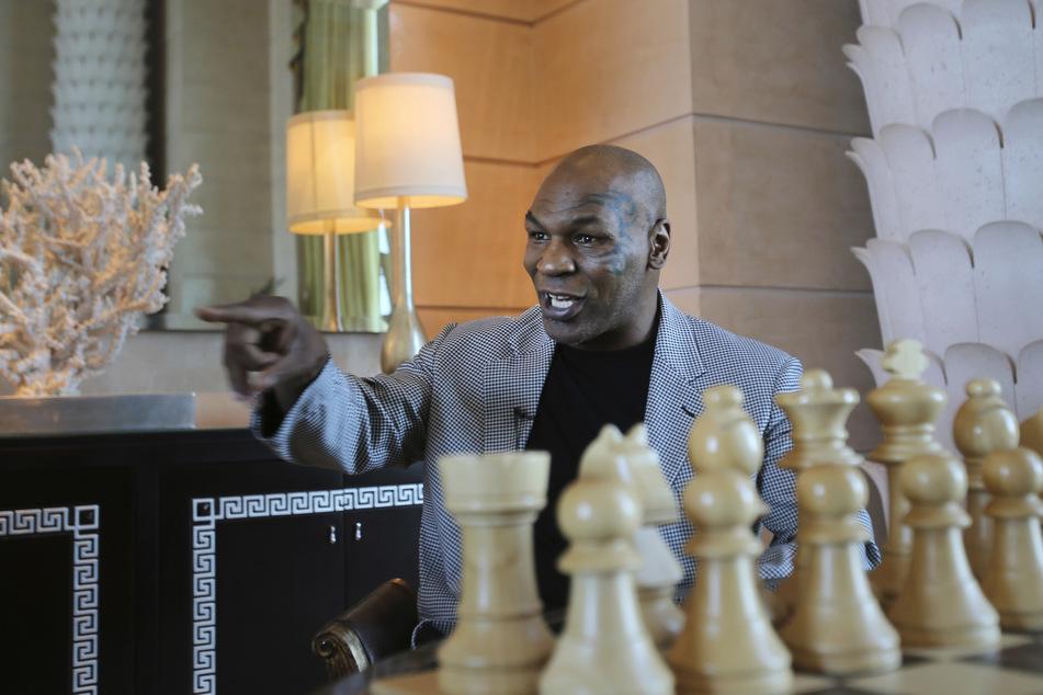 Immer wieder für eine verrückte Geschichte zu haben: Mike Tyson (54).