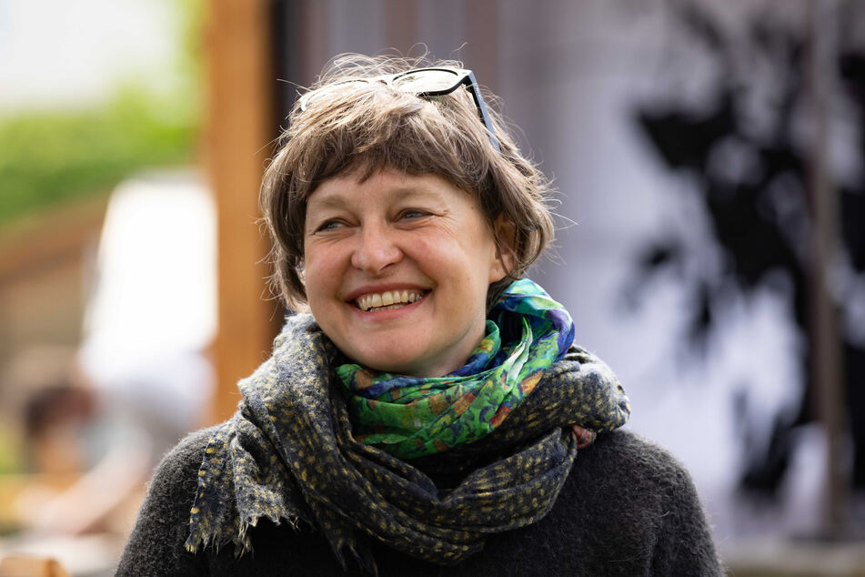 Künstlerin Ulrike Mohr (50).