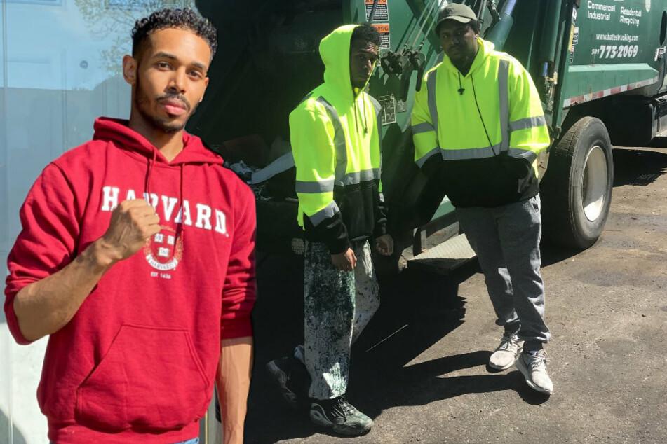 24-jähriger Müllsammler wird bei einer Elite-Uni angenommen