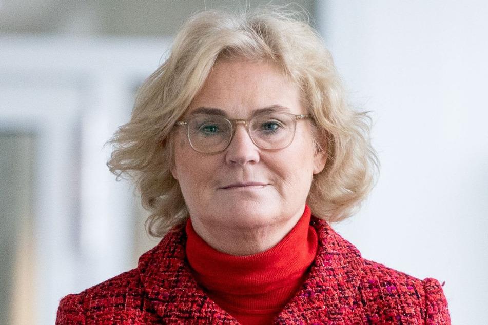 Bundesverbraucherschutzministerin Christine Lambrecht (54, SPD). (Archivbild)