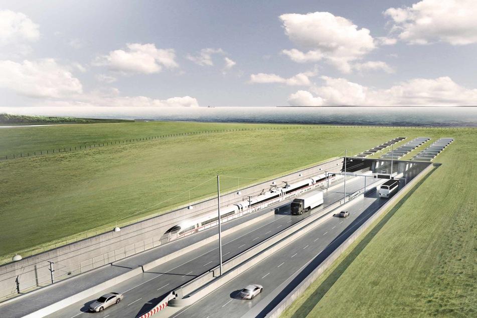 Neue Klagen gegen Bau des milliardenteuren Ostseetunnels eingereicht