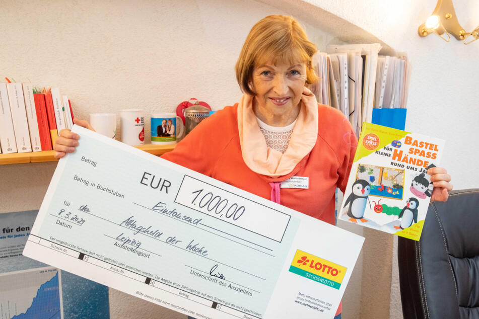 Diese Frau wurde mit 1.000 Euro belohnt!