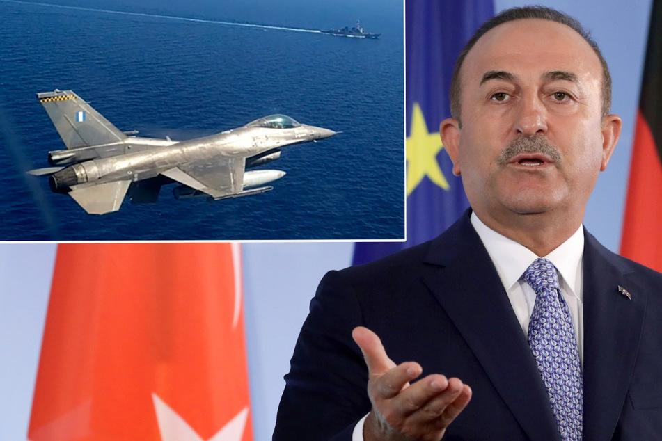 """""""Größenwahn"""": Griechenland reagiert auf Kriegsdrohung der Türkei"""