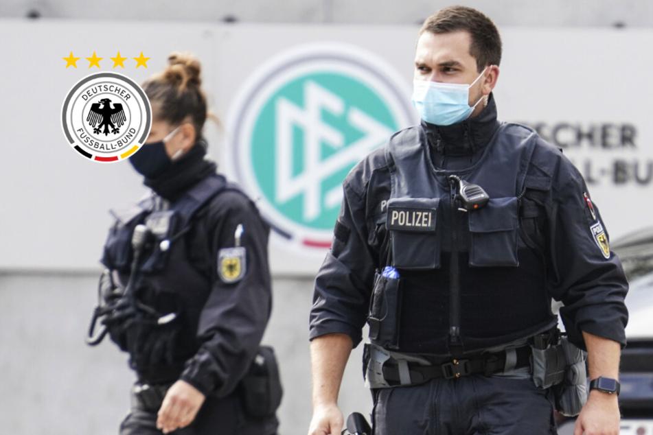 Steuer-Razzia beim DFB: War der Großeinsatz gerechtfertigt?