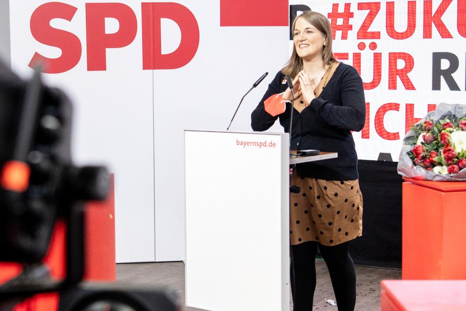 Ronja Endres (34) will zeitnah Gewerkschaften und Verbände wie die SPD-nahe Arbeiterwohlfahrt kontaktieren.