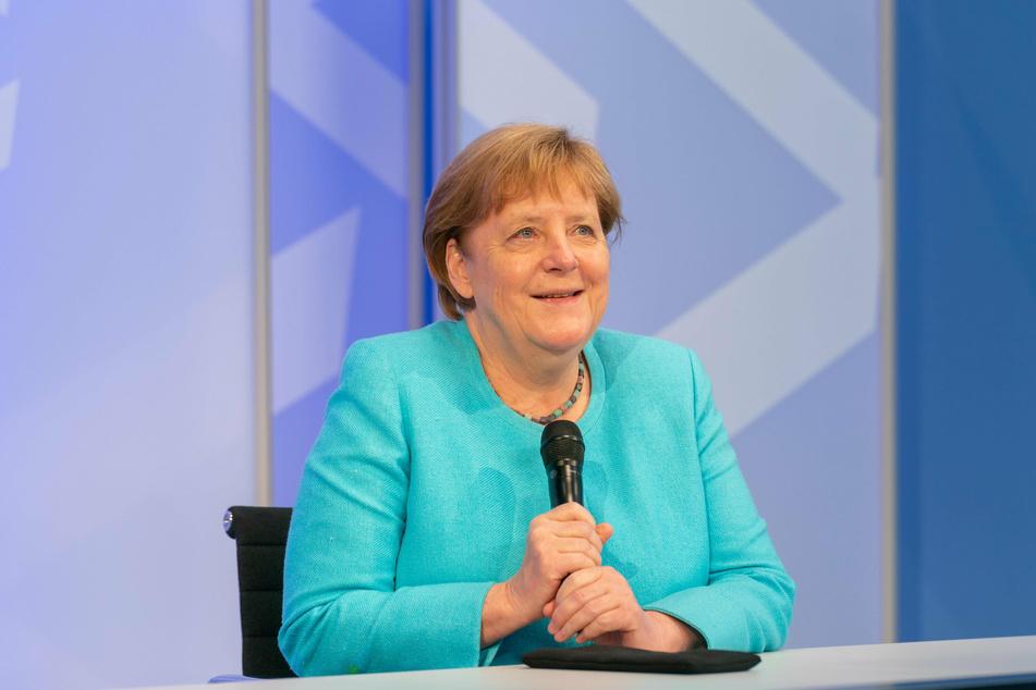 Angela Merkel (CDU) wird am Donnerstag von US-Präsident Joe Biden im Weißen Haus empfangen.