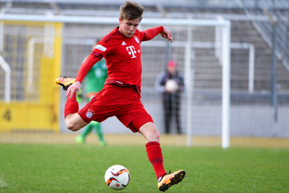 Ein paar Jahre her: Patrick Weihrauch im Bayern-Trikot.