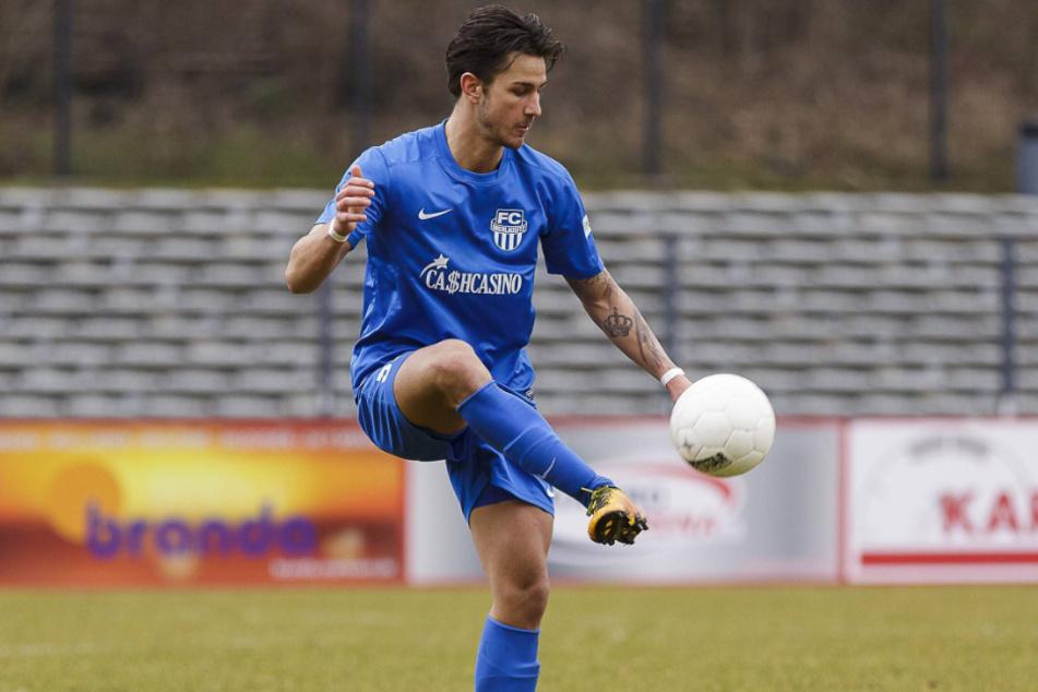 Spielte ein Jahr lang auch für den FC Oberlausitz Neugersdorf: Filip Kusic.
