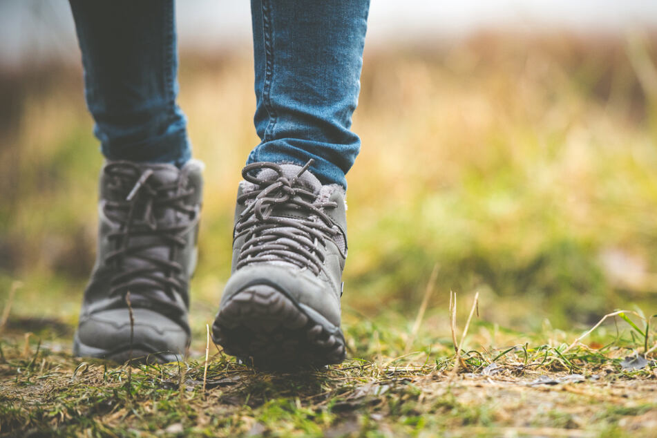 Auch wenn's kalt ist: so ein Sonntagsspaziergang ist auch gemütlich!